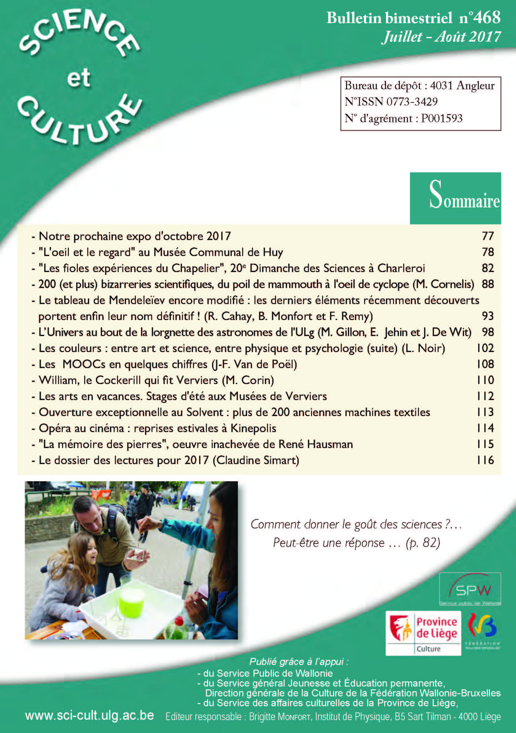 Bulletin n°468